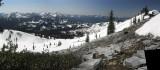 Marble Mountains Panorama