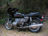 1971 BMW R60/5 motorcycle