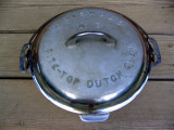 Griswold Tite Top #8 Nickel  Dutch Oven