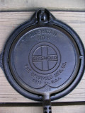 Griswold #8 Waffle Iron