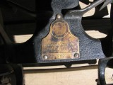 Griswold #202 Hot Plate Logo