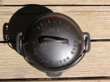 Griswold Tite-Top #6 Dutch Oven