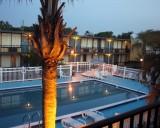 Evening LightA random motel at dusk