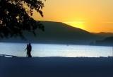 Evening Stroll on Hudson