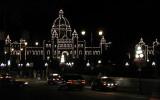 Capitol At NightVictoria, BC