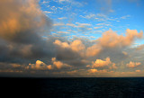 Pacific Ocean at Dusk