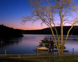 AA Marina Sunset