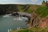 7th April 2007  cliffs at Dunnottar