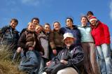 19th April 2007  seven women, four men