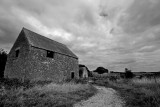 Wontley Farm B&W