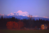 Mt. Baker from Skagit Valley
