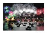 Syney NYE 2006 Fireworks (new)