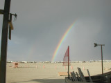 part of the double rainbow