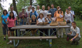 09 09 07 NYMS/COMA Joint Walk and Picnic at Pelton Pond, Fahnestock State Park