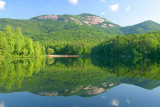 Table Rock Reflections (spring)