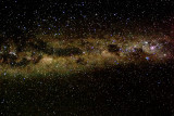 Part of the Milky Way