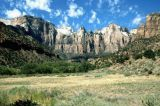 Towers of the Virgin, Zion