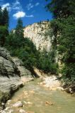 Upper Course of Virgin River, Zion