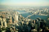 East River Viewed From World Trade Center