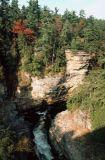 Ausable Chasm near Plattsburgh
