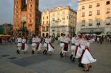 Traditional Polish Dancing, Krakow