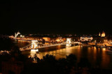 Danube at Night, Budapest
