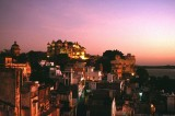 City Palace at Twilight, Udaipur