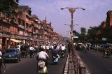 Main Road in Jaipur Rajastan
