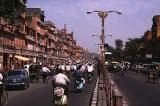 Main Road in Jaipur Rajastan