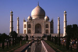 Taj Mahal in the Afternoon, Agra