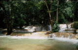 Waterfalls near Luang Prabang