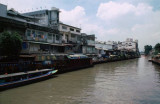 Khlong Saen Saep Waterway, Bangkok