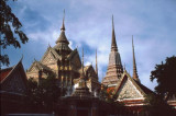 The Stupas of Wat Pho, Bangkok
