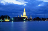 Wat Arun at Twilight, Bangkok