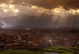 Smog over Kathmandu