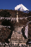 Stupa at Kunde