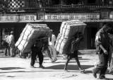 Men carrying heavy loads, Kathmandu
