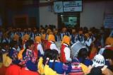 People in Costume, Puno