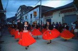 Women Dancing in Costume, Puno