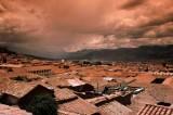 Rain Clouds over Cusco