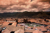 Overlooking Plaza de Armas, Cusco