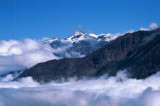 Cloud Layer over Colca Canyon