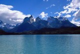 Lago Pehoe and Torres del Paine