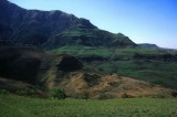 Green Hills amongst the Drakensberg Range
