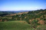 Rolling Hills in the Drakensberg region