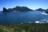 Hout Bay on Cape Peninsula