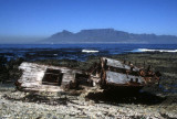 Shipwreck and Cape Town beyond