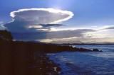 Thunderhead Cloud and Beach, Byron Bay