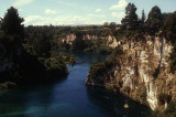 Waikato River Gorge