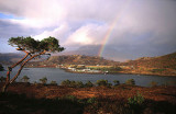 Rainbow over Loch Torridon
